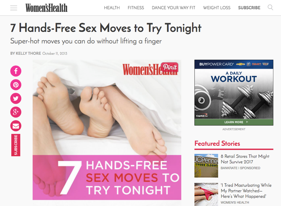 Sex moves for free